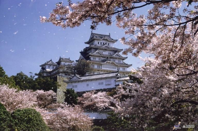 Himeji-Schloss