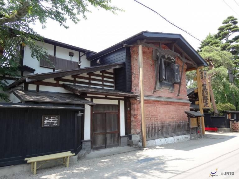 Samurai-Haus