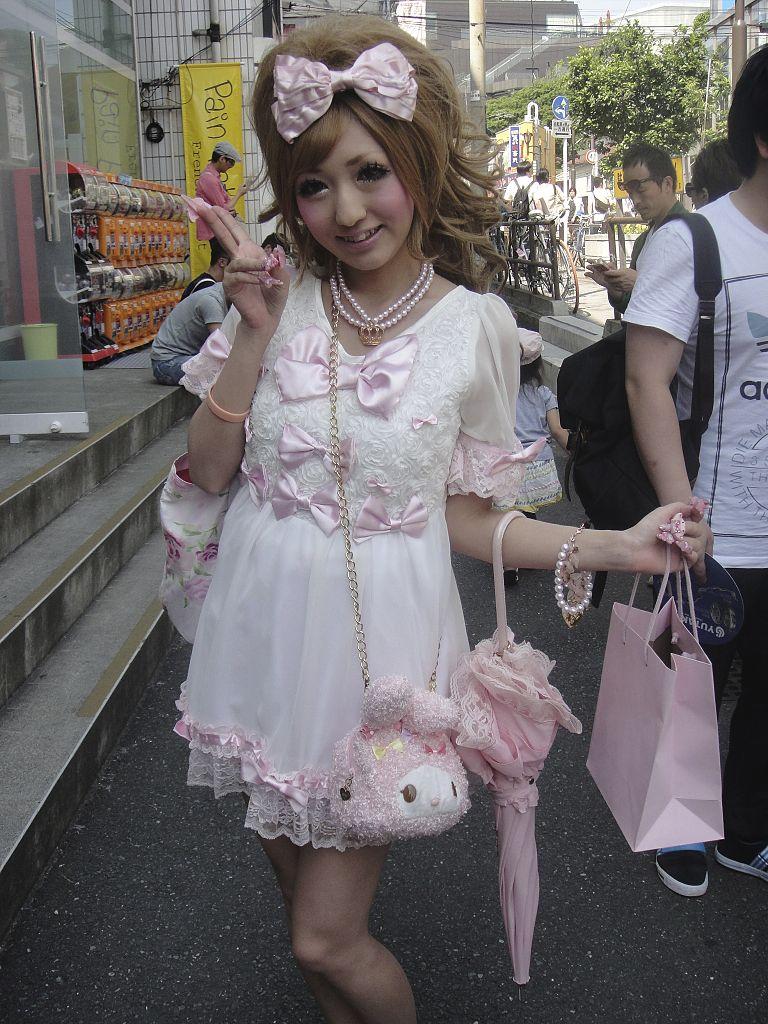 5 Japanische Mode Stile Die Sie Kennen Mussen Japandigest