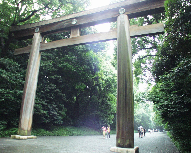 Torii Meiji Tōkyō