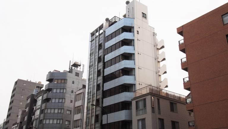 Wohnhochhäuser Tōkyō