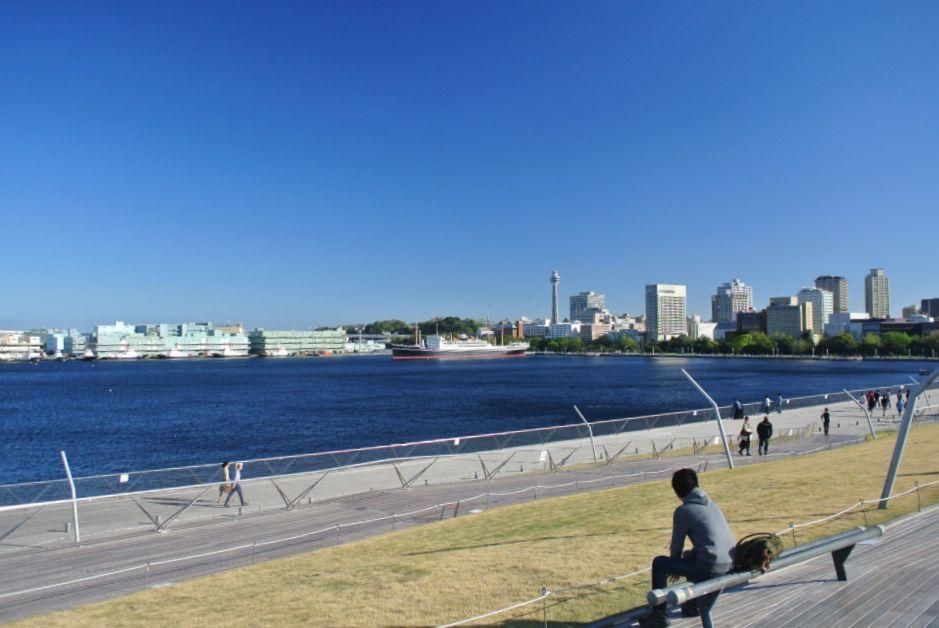 Yamashita-Park yokohama