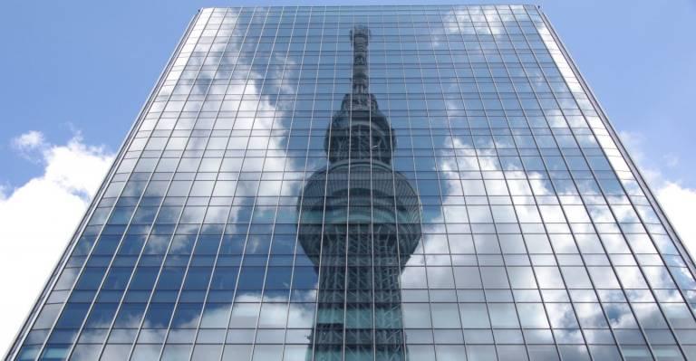 Tōkyō Skytree Architektur