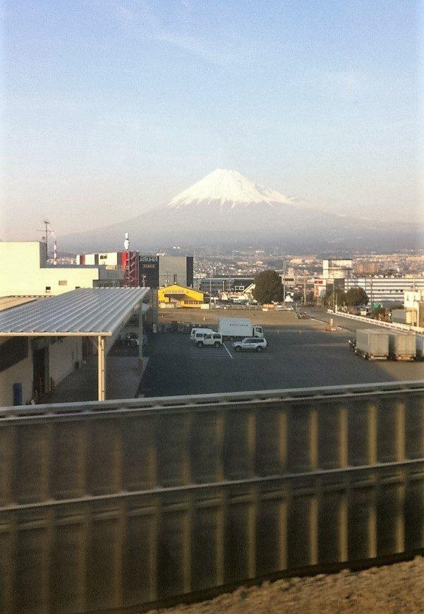 Fuji Shinkansen