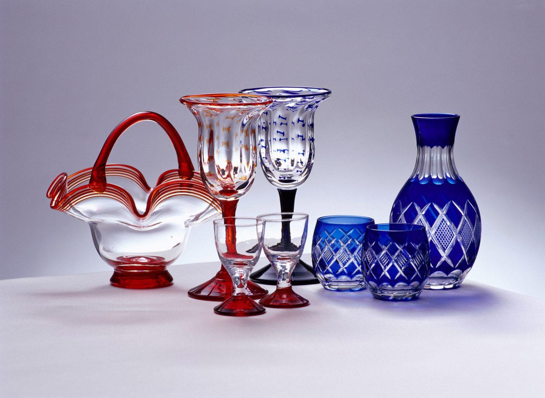Glaswaren Edo-Kiriko