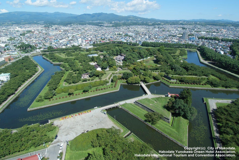 Goryōkaku Burg Hakodate