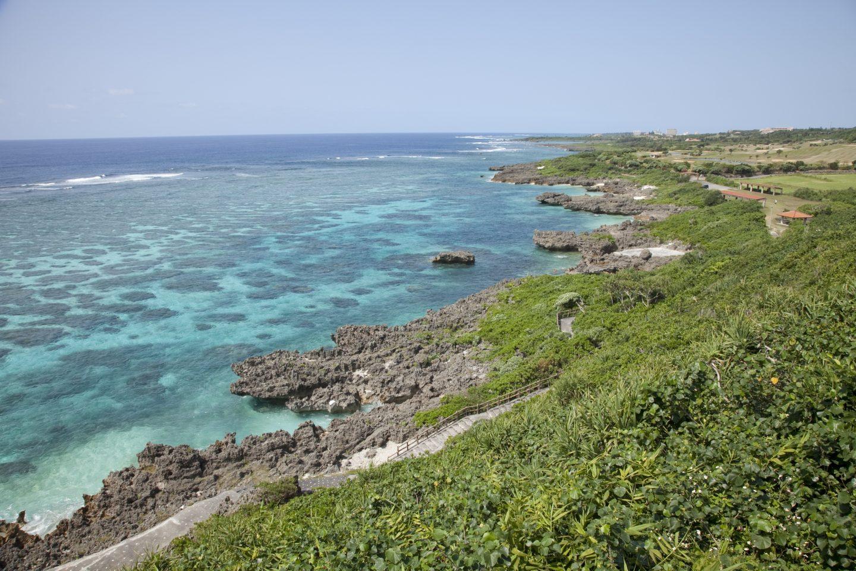 Küste Okinawa
