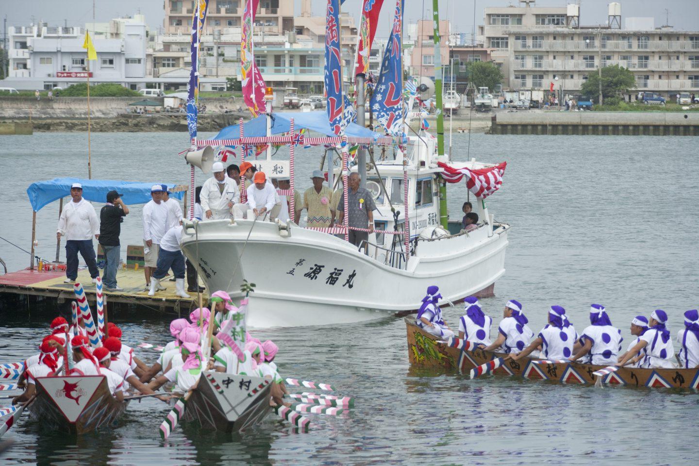 Drachenbootrennen Okinawa