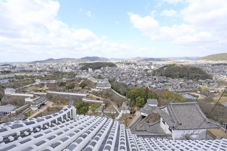 Wehrturm Himeji-jo