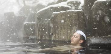 Onsen Natur Japan