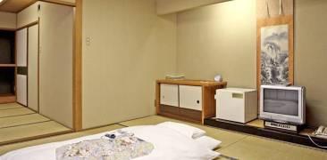広島グランドインテリジェントホテル 和室