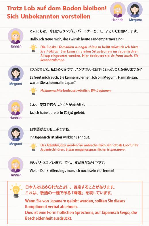 Japan Digest 2016 Sprache
