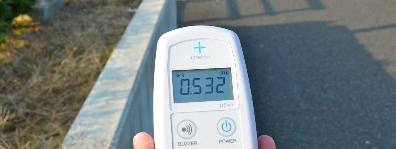 Strahlungsmessung Fukushima Daiichi