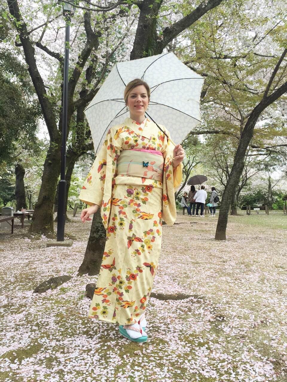Belinda Kimono