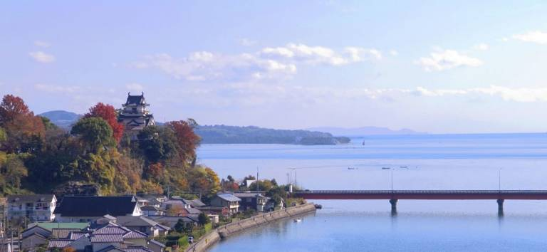 Burg Kitsuki Kitsuki-jo