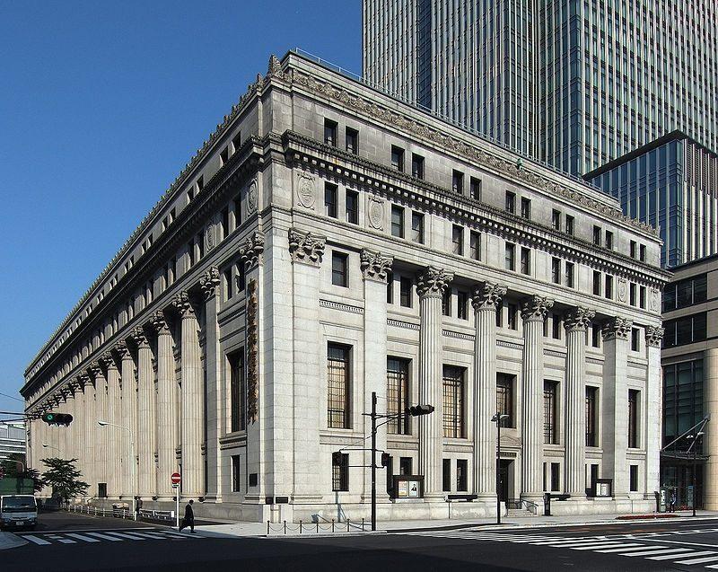 Mitsui Bank Nihonbashi