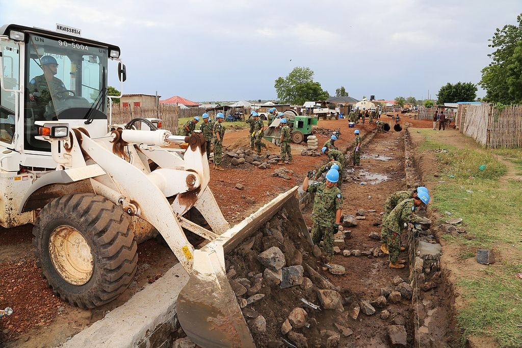JSDF Sudan