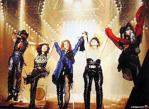 X Japan Yoshiki 1992