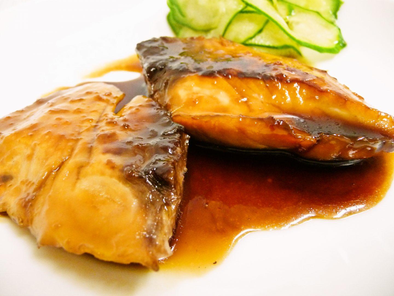 makrele in Teriyaki Sauce