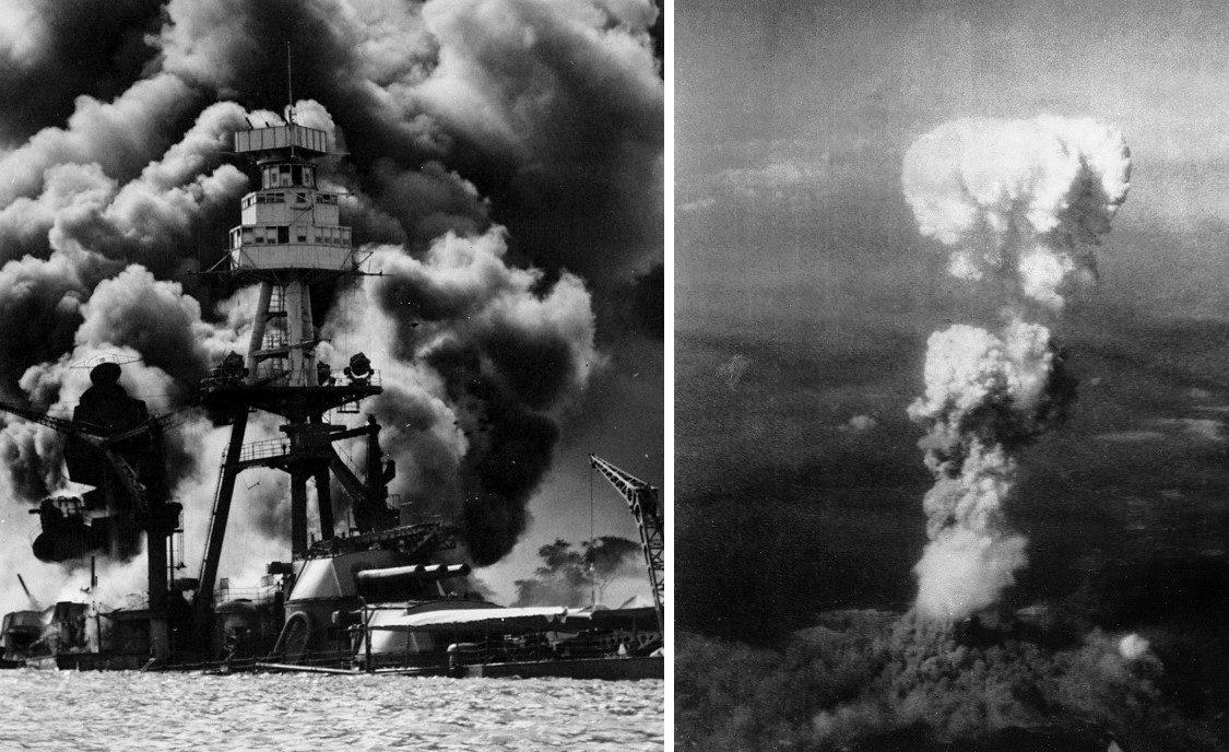 Hiroshima Pearl Harbor