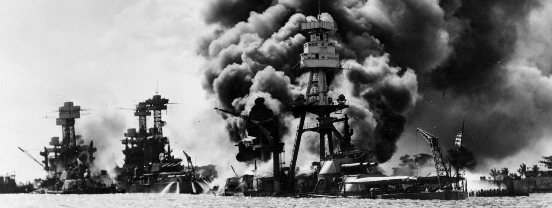 USS Arizona PEarl Harbour