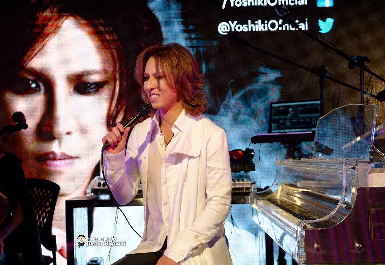 Yoshiki Musik
