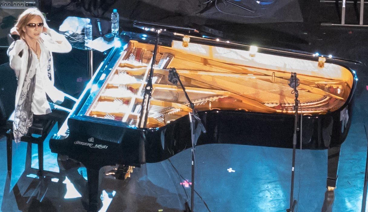 Yoshiki Shigeru Kawai Piano