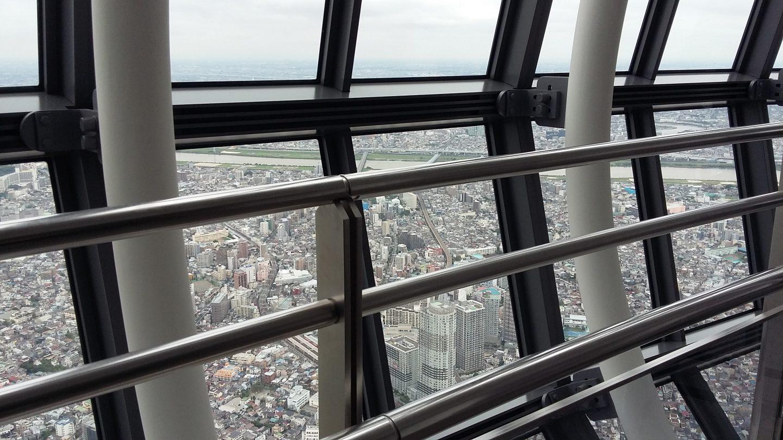 Skytree Aussicht