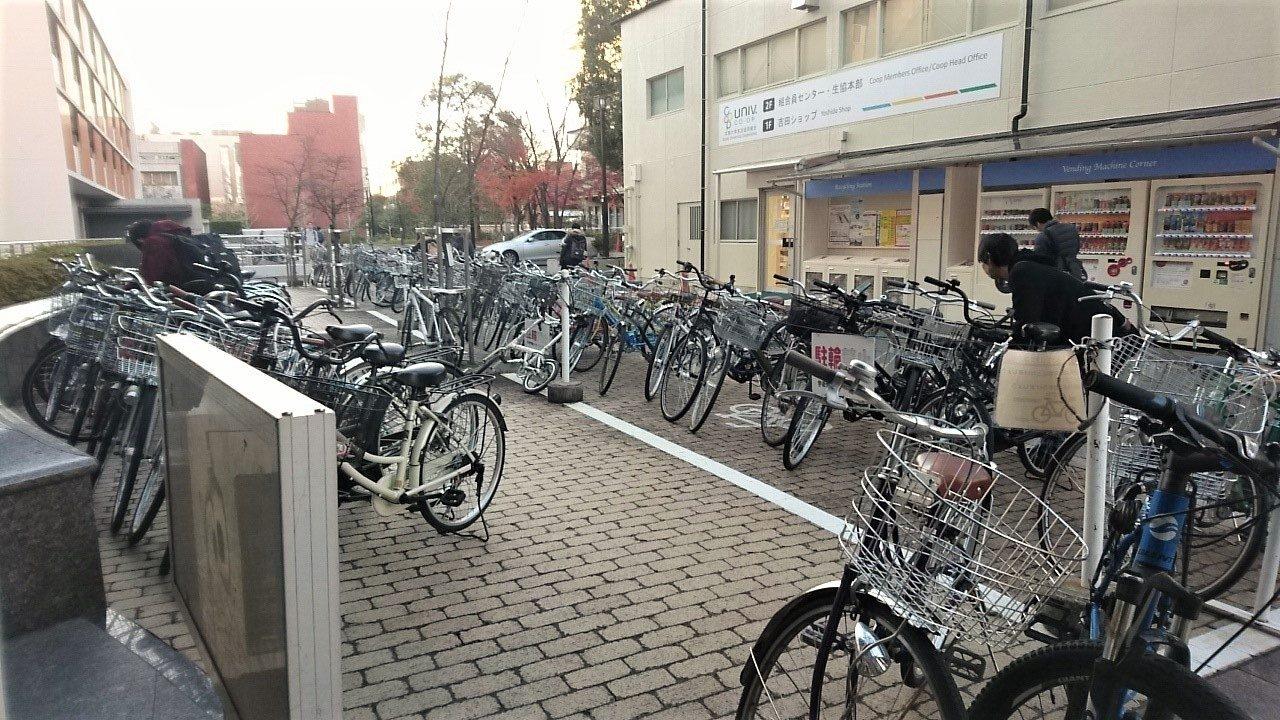 Kyoto Rad Bike