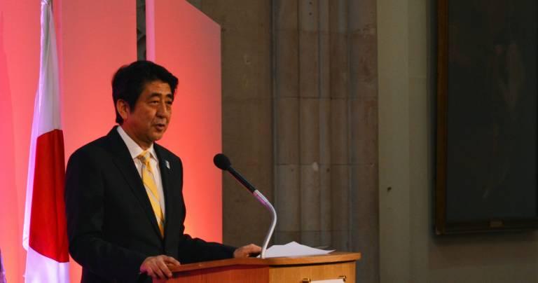 Abe Premier Japan