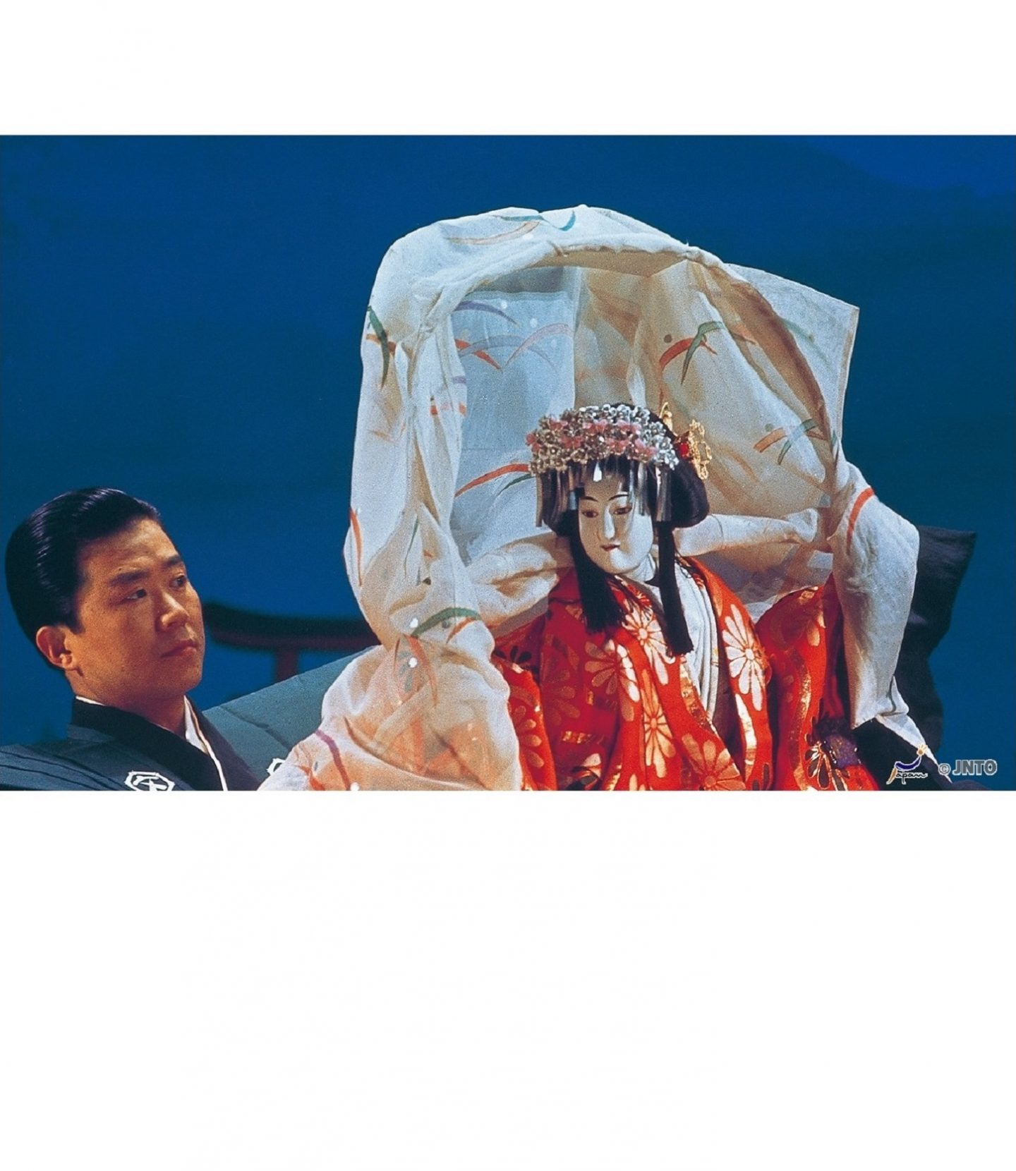 Bunraku traditionelles puppentheater japandigest for Traditionelles japan