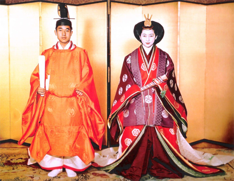 Hochzeit Kaiser Japan