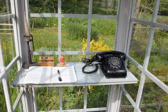 telefon des windes