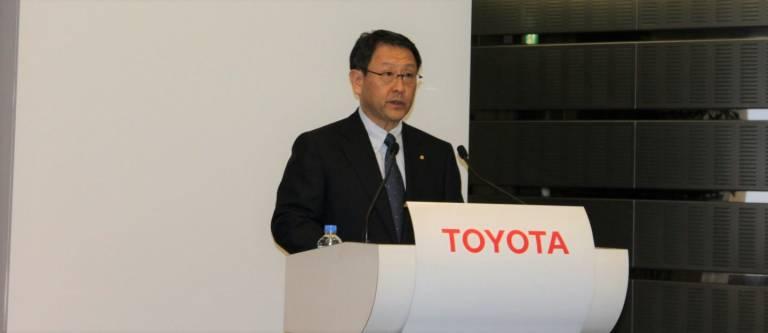 Toyota Toyoda