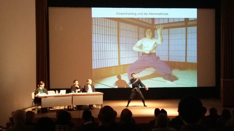 Vortrag zu Ninja in Japan