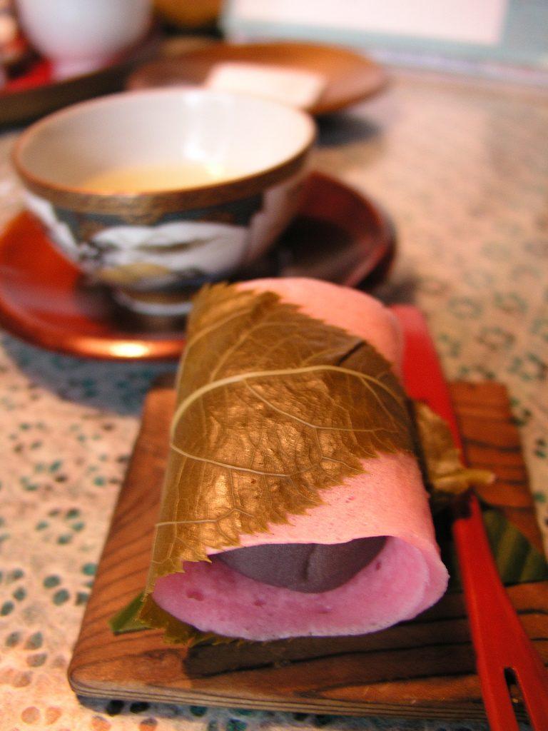 Kirschblüte Sakura Essen Japan Rezepte