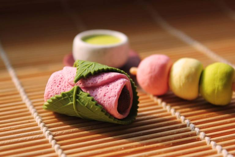 Sakura Kirschblüte Essen Rezepte