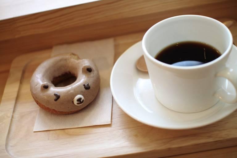 Donut Tier Japan Kawaii