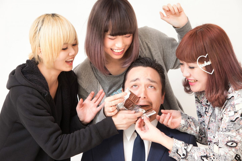 Schokolade Japan