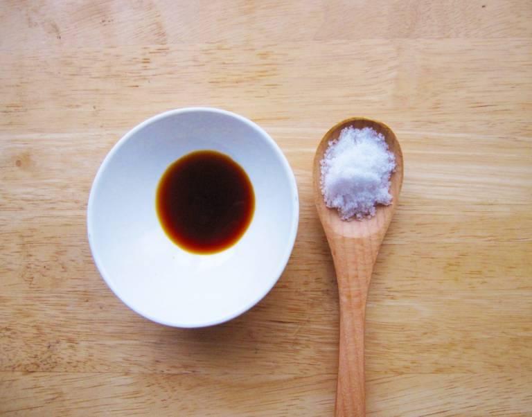 Japanisch Kochen Gewürze