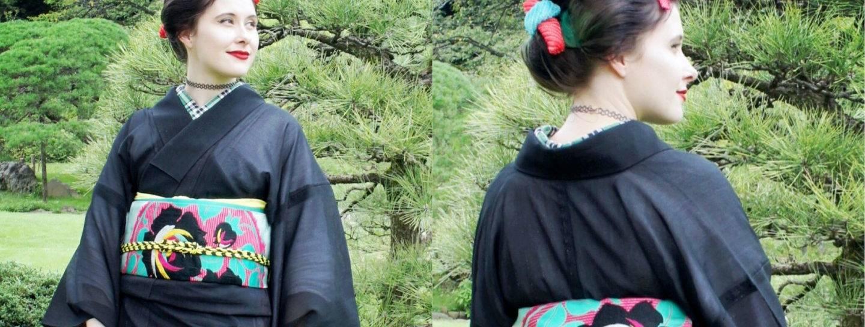 Salz Kimono