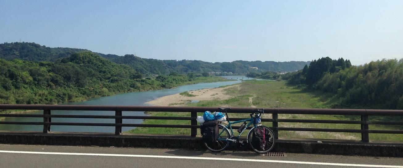Japan Radtour mit dem Rad Fahrrad Radreise japanische Inseln Vorbereitung
