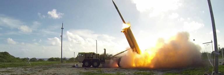 Raketen Nordkorea Japan THAAD Missile Defense