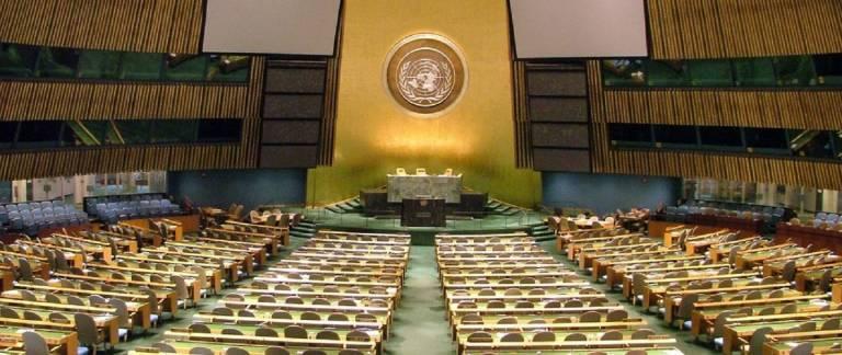 UN Abrüstung Japan Hiroshima Nagasaki Atomwaffen