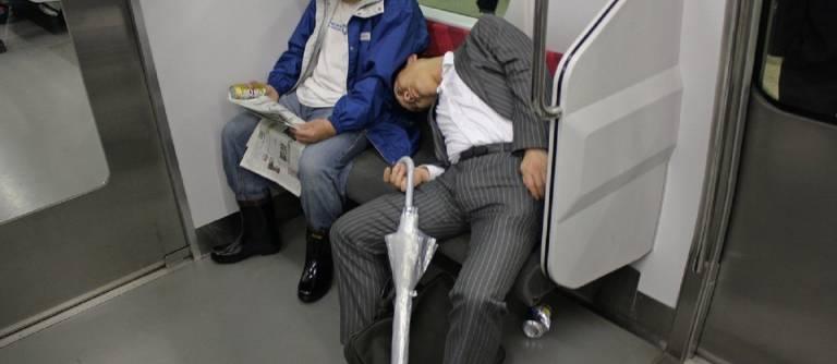 Alkohol Japan Salaryman Geschäftsessen