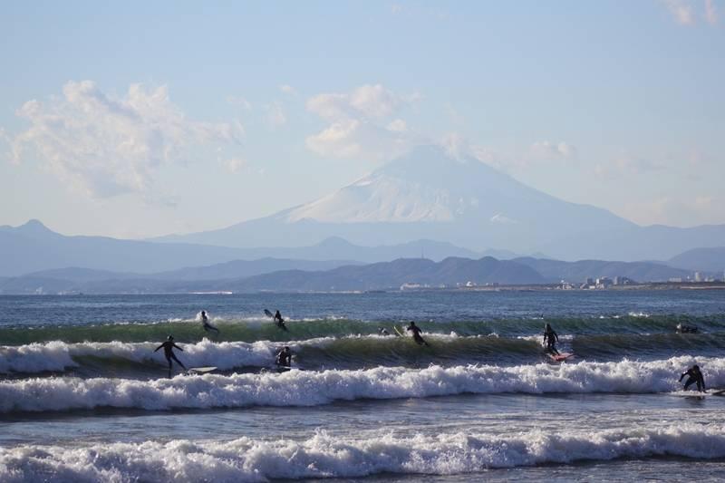 Zushi Fuji-san Fuji Mount Fujiyama