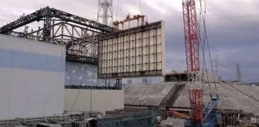 Aufräumarbeiten am AKW Fukushima Daiichi