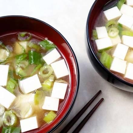 Miso-Suppe Japan rezept Küche