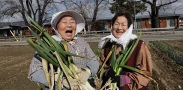 Fukushima Leben danach Zuversicht
