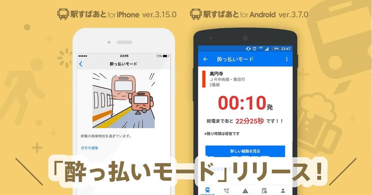 drunk app